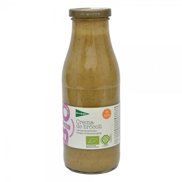 El Corte Org Crm Broccoli Soup Gf Flask - 485G 510522-V001 by El Corte
