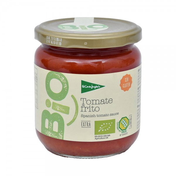 El Corte Org Prem Fried Tomato Sauce Gf - 340G 510530-V001 by El Corte