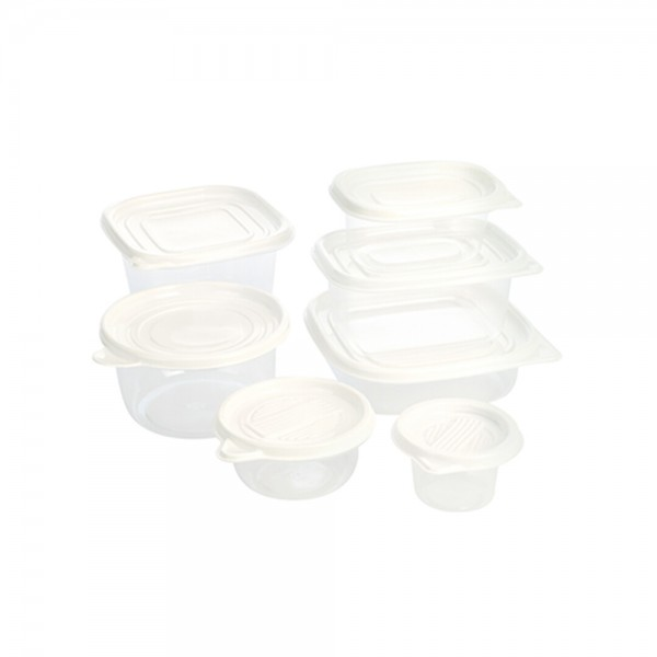 SET STORAGE CONTAINER PLSTC 510585-V001 by EH Excellent Houseware