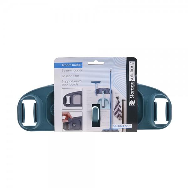 Eh Broom Holder Plastc Assrt - 30X10C 510657-V001 by EH Excellent Houseware
