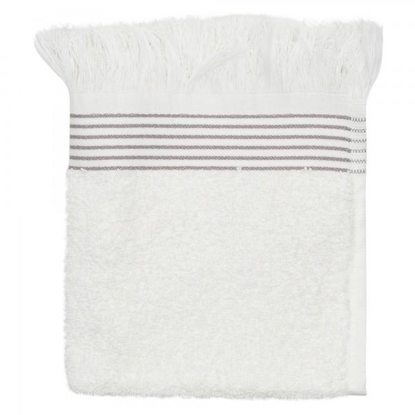 Cannon Sophia Towel White Color 33Cm X 33Cm 600G 510729-V001