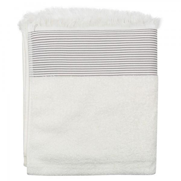 Cannon Sophia Towel White Color 70Cm X 140Cm 600G 510732-V001