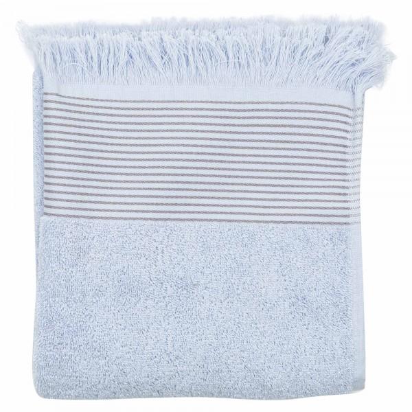 Cannon Sophia L. Towel Blue Color 50Cm X 100Cm 600G 510735-V001