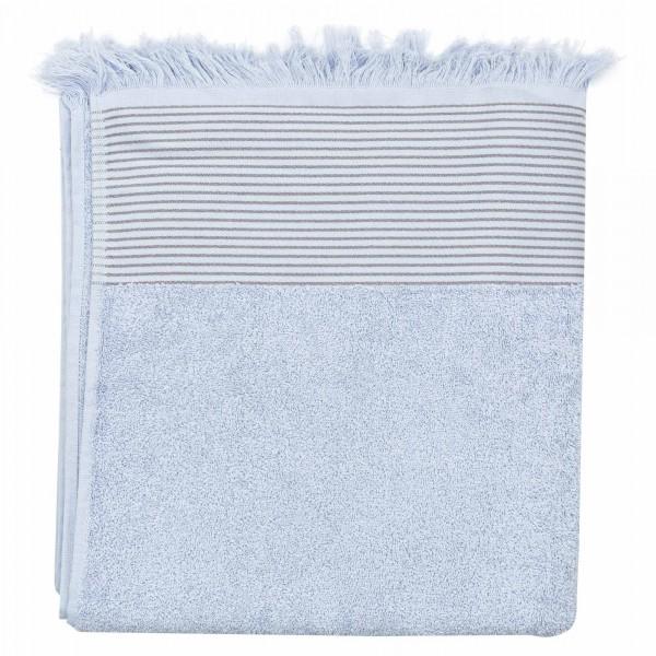Cannon Sophia L. Towel Blue Color 70Cm X 140Cm 600G 510736-V001