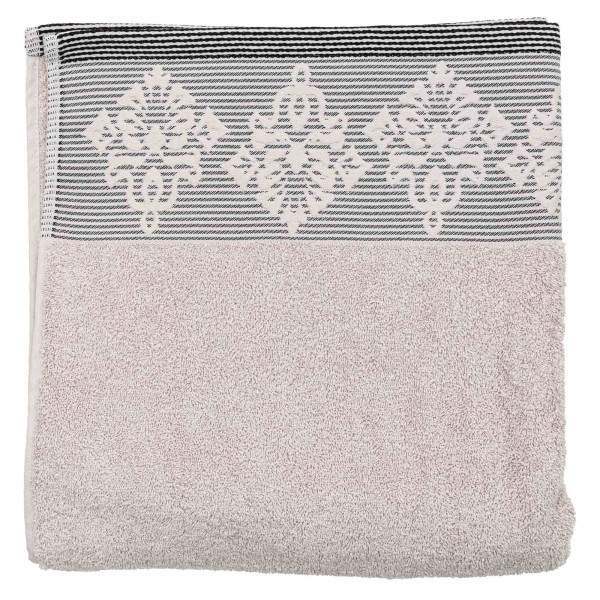 Cannon Towel Monica Greige 70X140 510752-V001 by Cannon