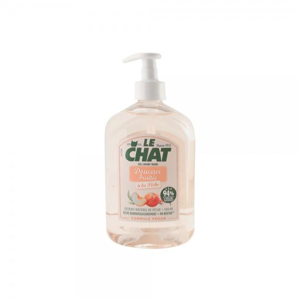 Le Chat Liquid Soap Peche De Vigne - 500Ml 510921-V001 by Le Chat