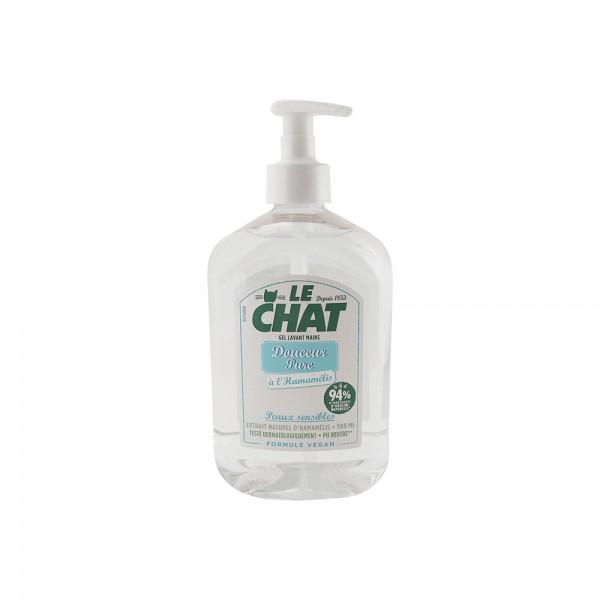 Le Chat Liquid Soap Douceur Pure - 500Ml 510922-V001 by Le Chat