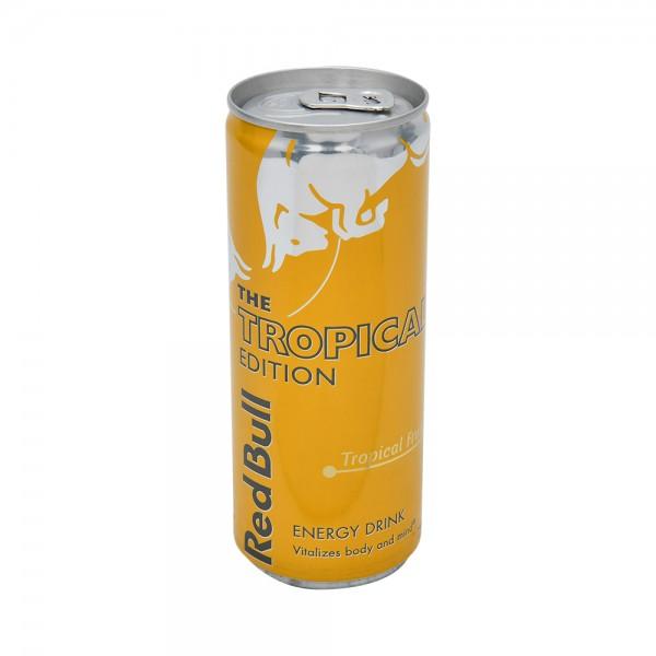 Red Bull Tropical - 250Ml 511174-V001 by Red Bull
