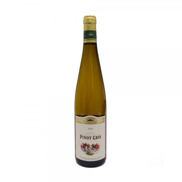 ALSACE PINOT GRIS BLANC 511729-V001 by Club des Sommeliers