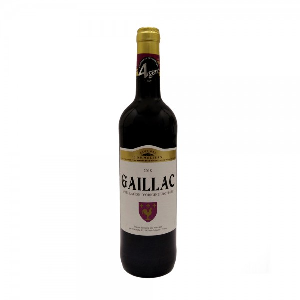 GAILLAC ROUGE MIL 511735-V001 by Club des Sommeliers