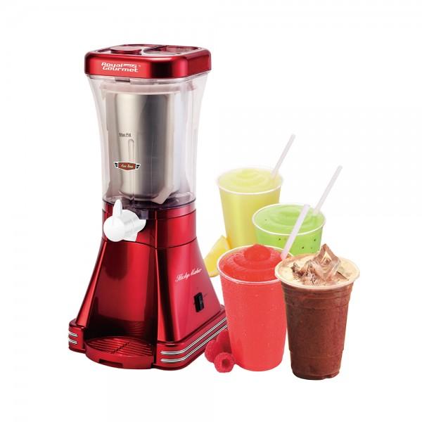 R.Gourmet Slushy Maker Red - 20W 511822-V001 by Royal Gourmet Corporation