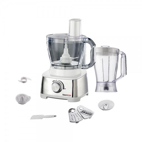 R.Gourmet Food Processor 1000W Stainless - 3.5L 511823-V001 by Royal Gourmet Corporation
