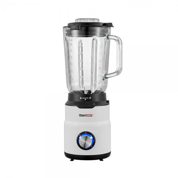 R.Gourmet Blender Glass Jar 6Blade - 800W 511828-V001 by Royal Gourmet Corporation