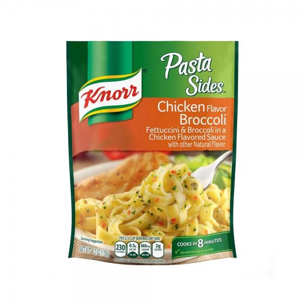 FETTUCCINI CHICKEN BROCCOLI 512132-V001 by Knorr