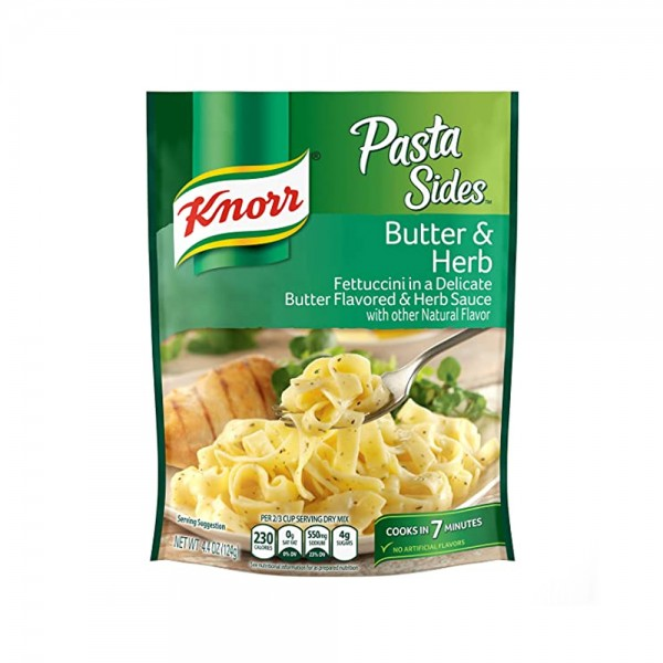 FETTUCICINI BUTTER+HERB 512133-V001 by Knorr