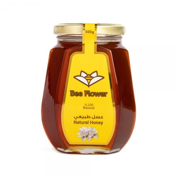 Bee Flower Natural Honey 500g 512141-V001 by Bee Flower