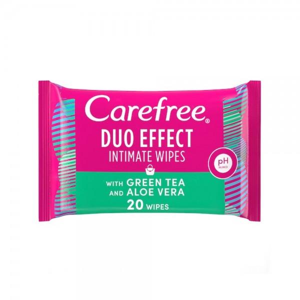 WIPES TEA+ALOE WIPES 512749-V001 by Carefree