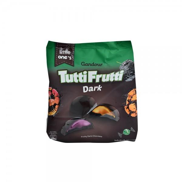 Tuti Fruti Tutti Frutti Dark Bags - 9.5G 512876-V001 by Gandour