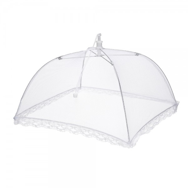Eh  Food Cover Polyester White - 30Cm 513413-V001 by EH Excellent Houseware