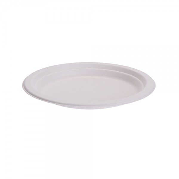Eh Plate Bagasse Set Disposable 513445-V001 by EH Excellent Houseware