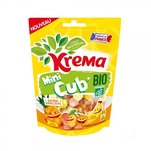 KREMA MINI CUBIO FRUIT JAUNE 513828-V001 by Carambar