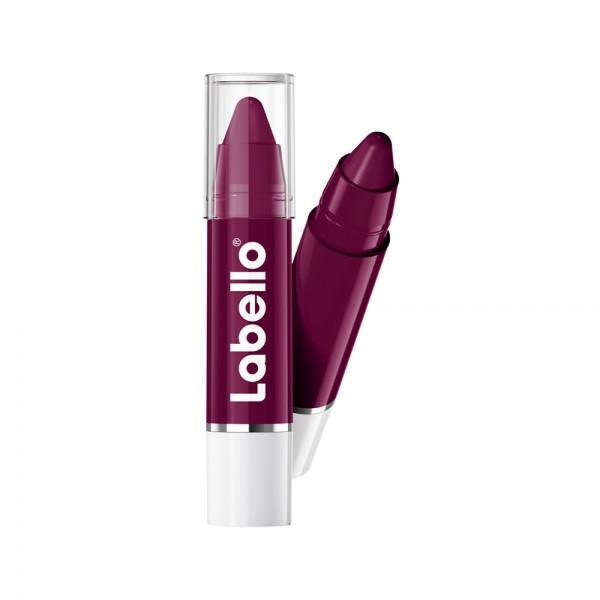 Labello Crayon Lipstick Black Cherry+ 1 Free - 2X3G 514081-V002 by Nivea
