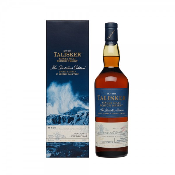 Talisker Distillers Edition Single Malt Scotch Whisky  70 CL 514284-V001 by Talisker