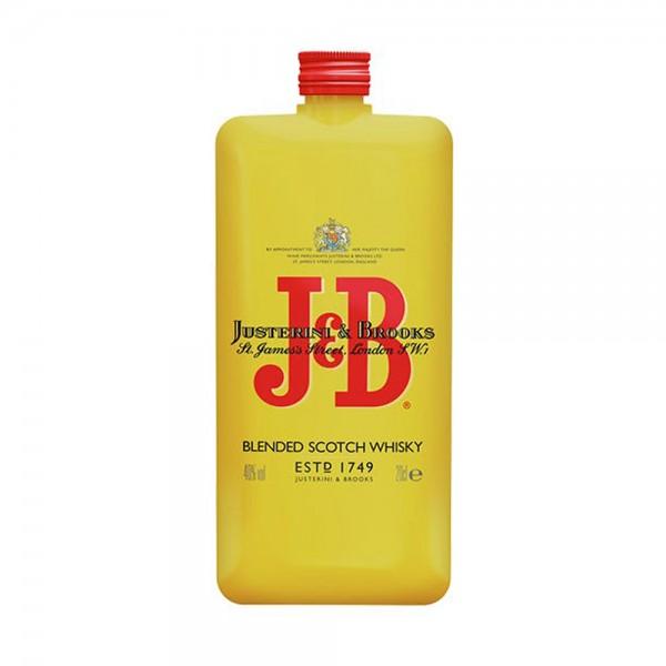 Pocket Scotch J&B 514981-V001 by J&B