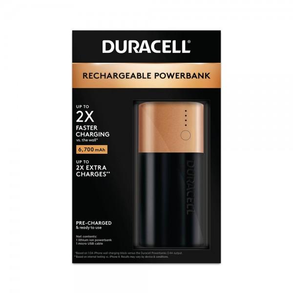Duracell, Powerbank Lion PB1X1TBCD 515369-V001 by Duracell