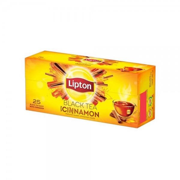 Lipton Cinnamon Tea 25s 515487-V001 by Lipton