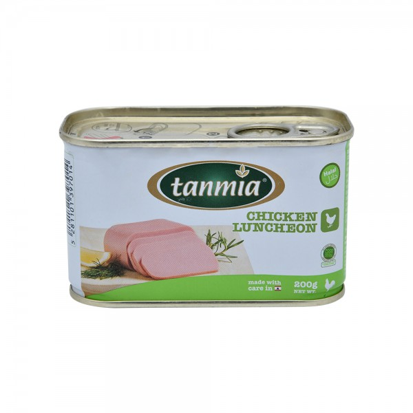 Tanmia Chicken Luncheon Meat 200g 515665-V001 by Tanmia