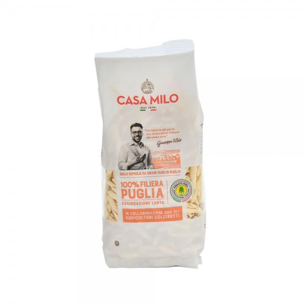 Casa Milo Organic Strozzapreti Whole Wheat Orecchiette Pasta 500G 515723-V001 by Casa Milo