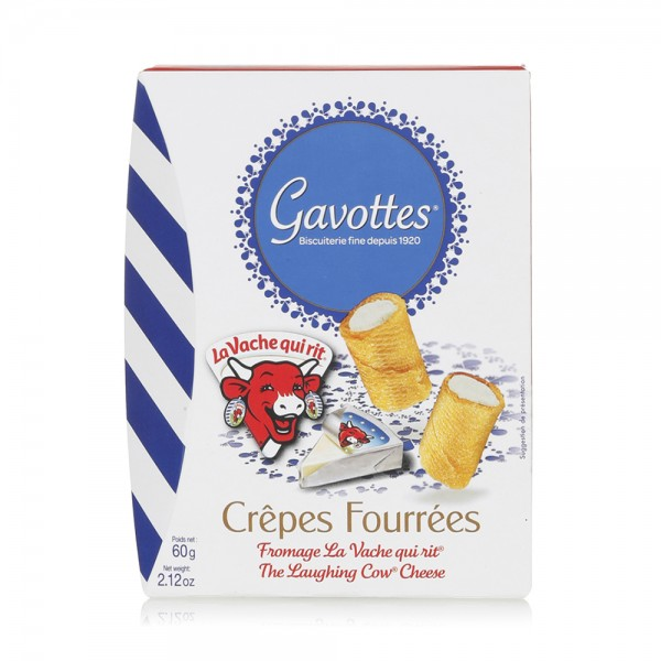 MINI CREPES COW CHEESE 515911-V001 by Gavottes