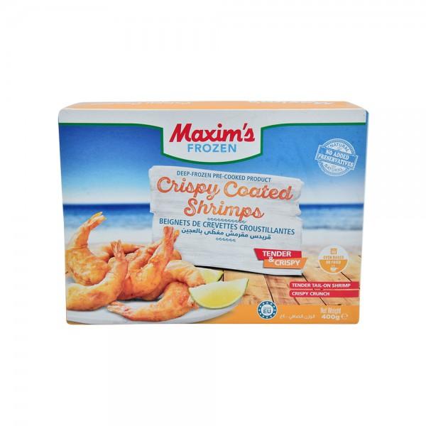 Maxim's Crispy Coated Shrimp 400g 516329-V001 by Maxim's
