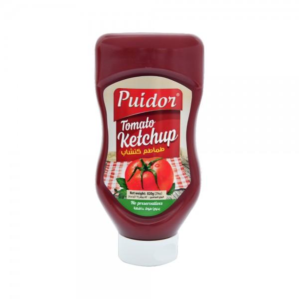 Puidor Tomato Ketchup 820G 516494-V001 by Puidor