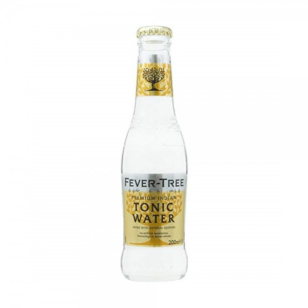 Fever-Tree Tonic Water 200ml 516610-V001 by Fever-Tree