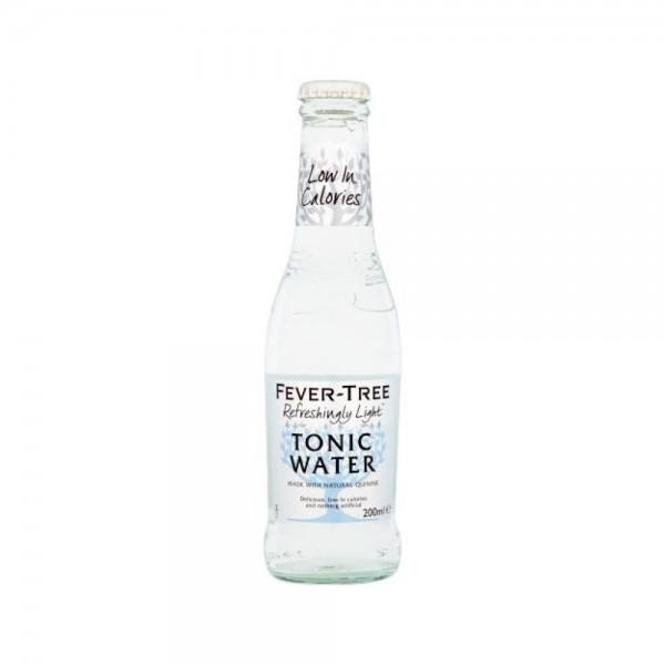 Fever-Tree Light Tonic Water 200ml 516611-V001 by Fever-Tree