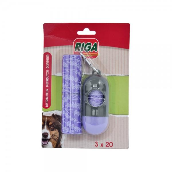 Riga Distributeur Et Sachet - 3X20Pc 516696-V001 by Riga