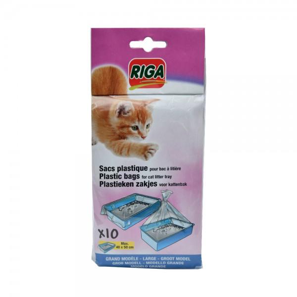 Riga Sachet Plastique Bac Gm - 1Pc 516698-V001 by Riga