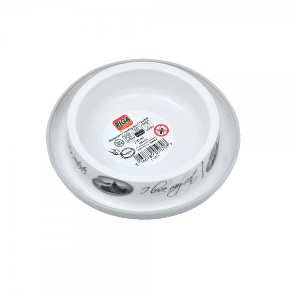 Riga Mangeoire Simple Anti Fourmi - 1Pc 516702-V001 by Riga