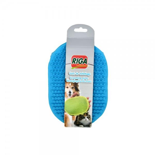 RIGA Dog & Cat Grooming Glove 1 Piece 516723-V001 by Riga