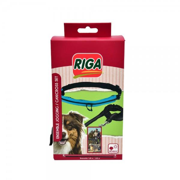 Riga Canicross Ceinture Laisse - 1Pc 516791-V001 by Riga