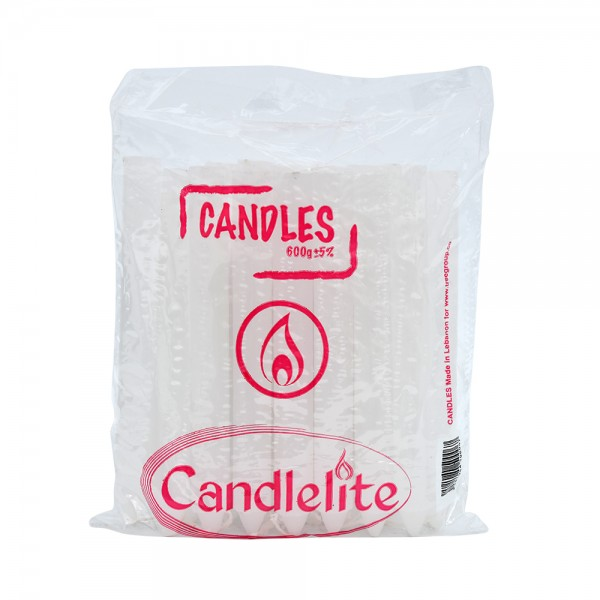 CANDLE WHITE 516898-V001 by Candlelite