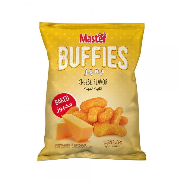 Master Buffies Cheese - 73G 516977-V001 by Master Chips