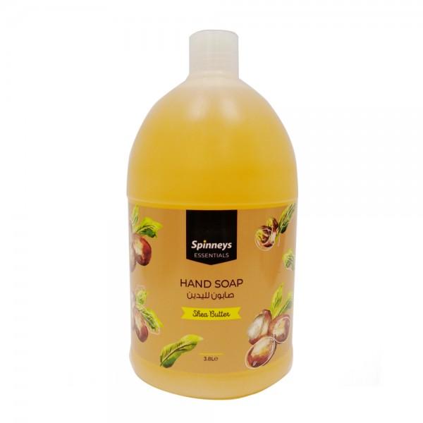 Spinneys Liquid Soap Shea Butter 3.8L 518360-V001 by Spinneys Essentials