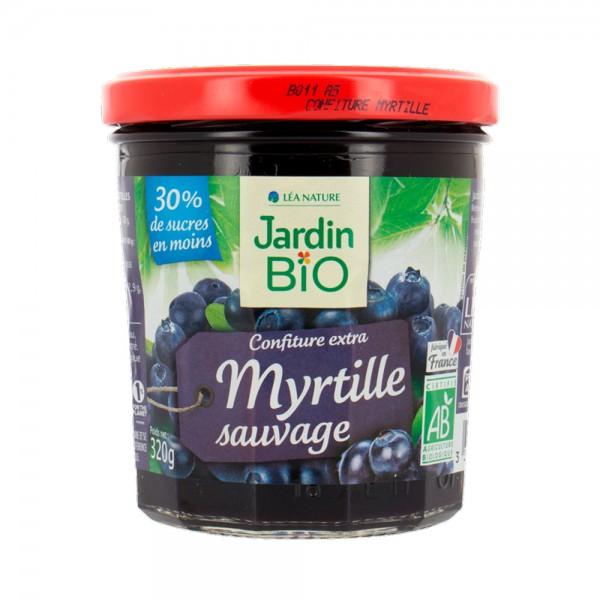 Jardin Bio Confiture De Myrtille 320G 518653-V001 by Jardin Bio