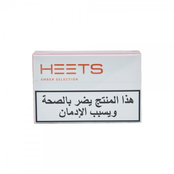 Heets For IQOS Amber Selection 518977-V001 by Heets