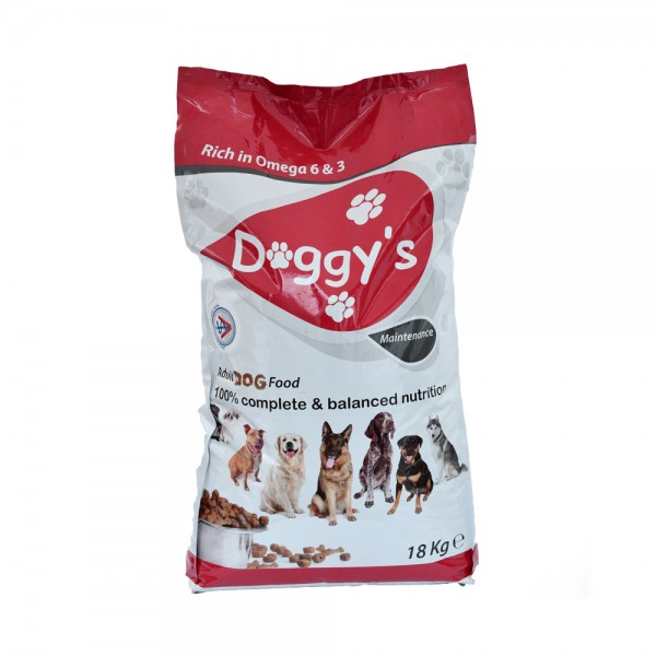 Doggy's Adult Dog Food 18Kg 518985-V001 by Doggy's & Catty's