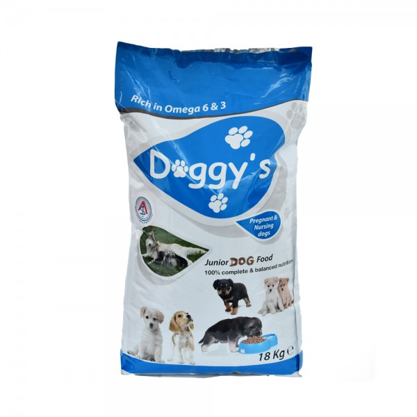 Doggy's Puppy Dog Food 18kg 518986-V001 by Doggy's & Catty's