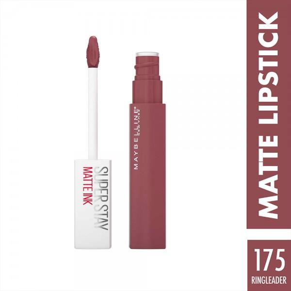 Maybelline Stay Matte Ink Pink 175 Ringle - 1Pc 519052-V001 by Maybelline
